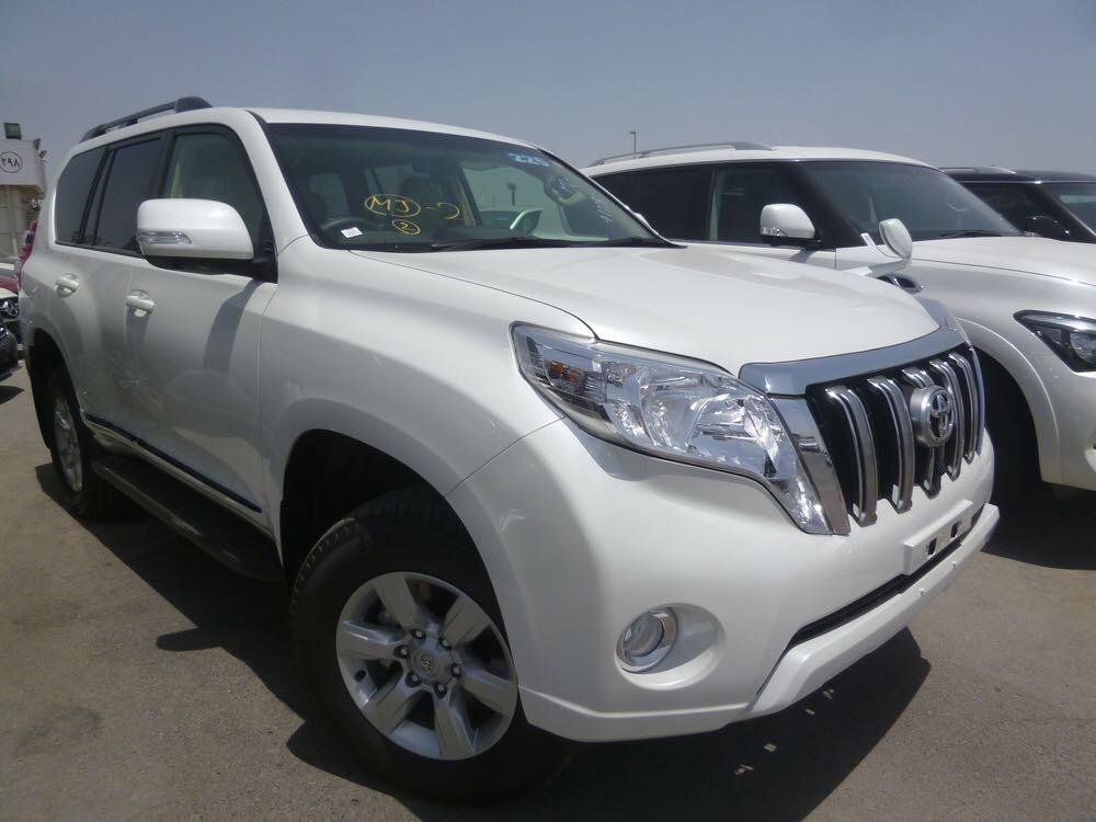 2016 Toyota Prado TX Auto Petrol