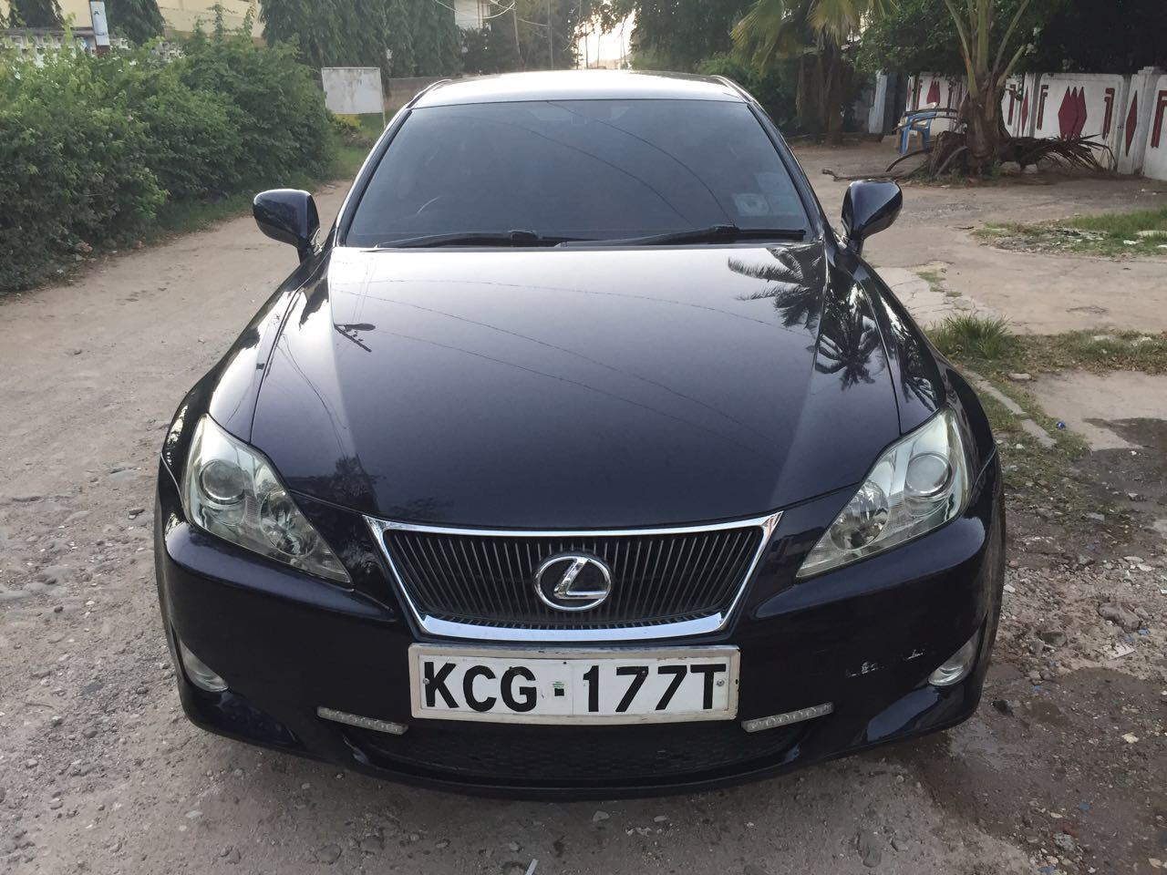 2008 LEXUS IS 250 AUTO PETROL 1.35m