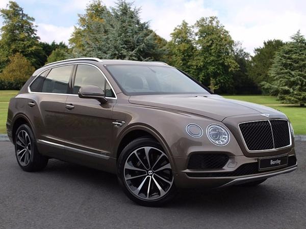 2017 Bentley Bentayga Estate Auto 4.0 Diesel V8