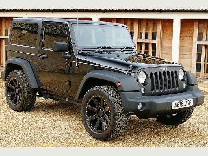 2016 Jeep Wrangler 2.8 CRD Sport Hard Top 4×4 5dr