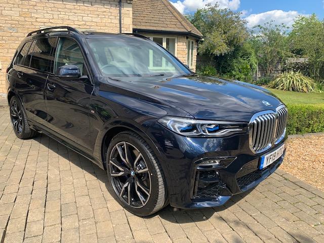 2019 BMW X7 xDrive40i M Sport