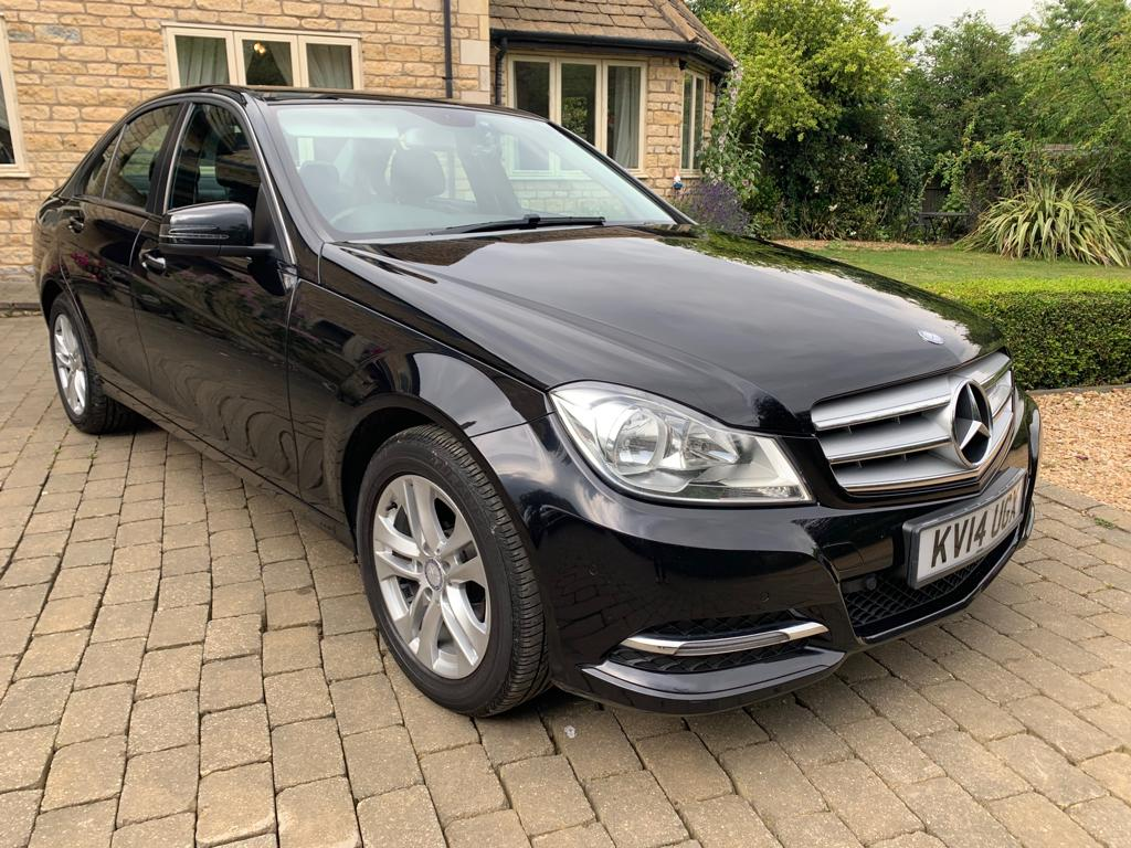 2014 Mercedes Benz C200 SE Executive Diesel Auto 72,000 miles £8,750