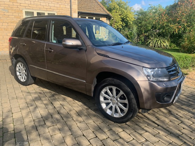 2013 Suzuki Grand Vitara 2.4 Litre Petrol Auto, fully loaded, immaculate condition inside and out, any trial inspection welcome, 3 months warranty