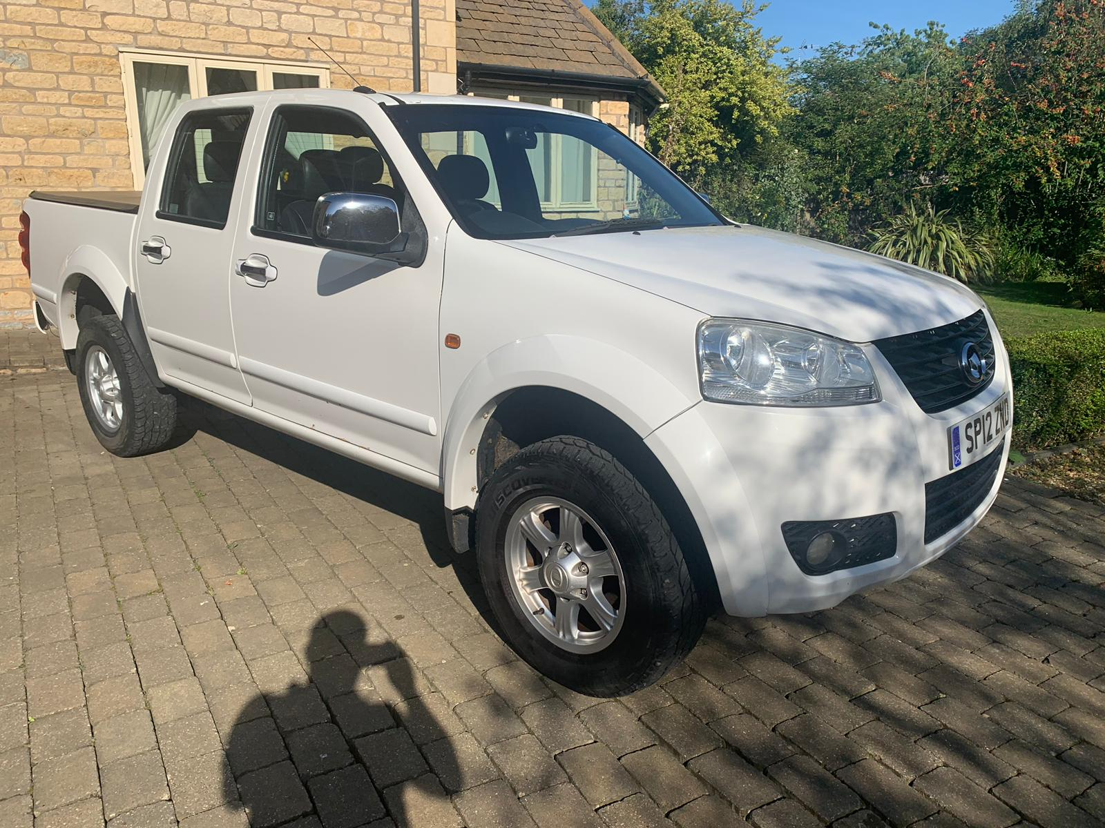 2012 Great Wall Steed Double Cab 2.2 Turbo Diesel