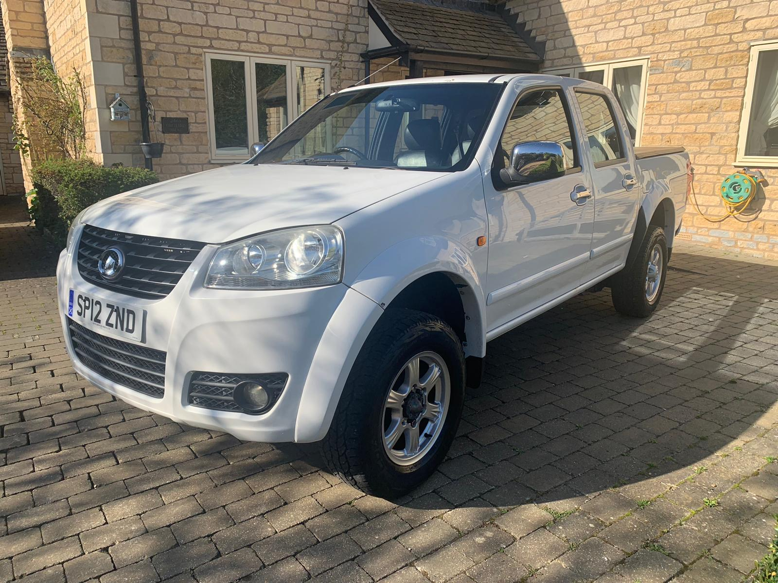 2012 Great Wall Steed Double Cab