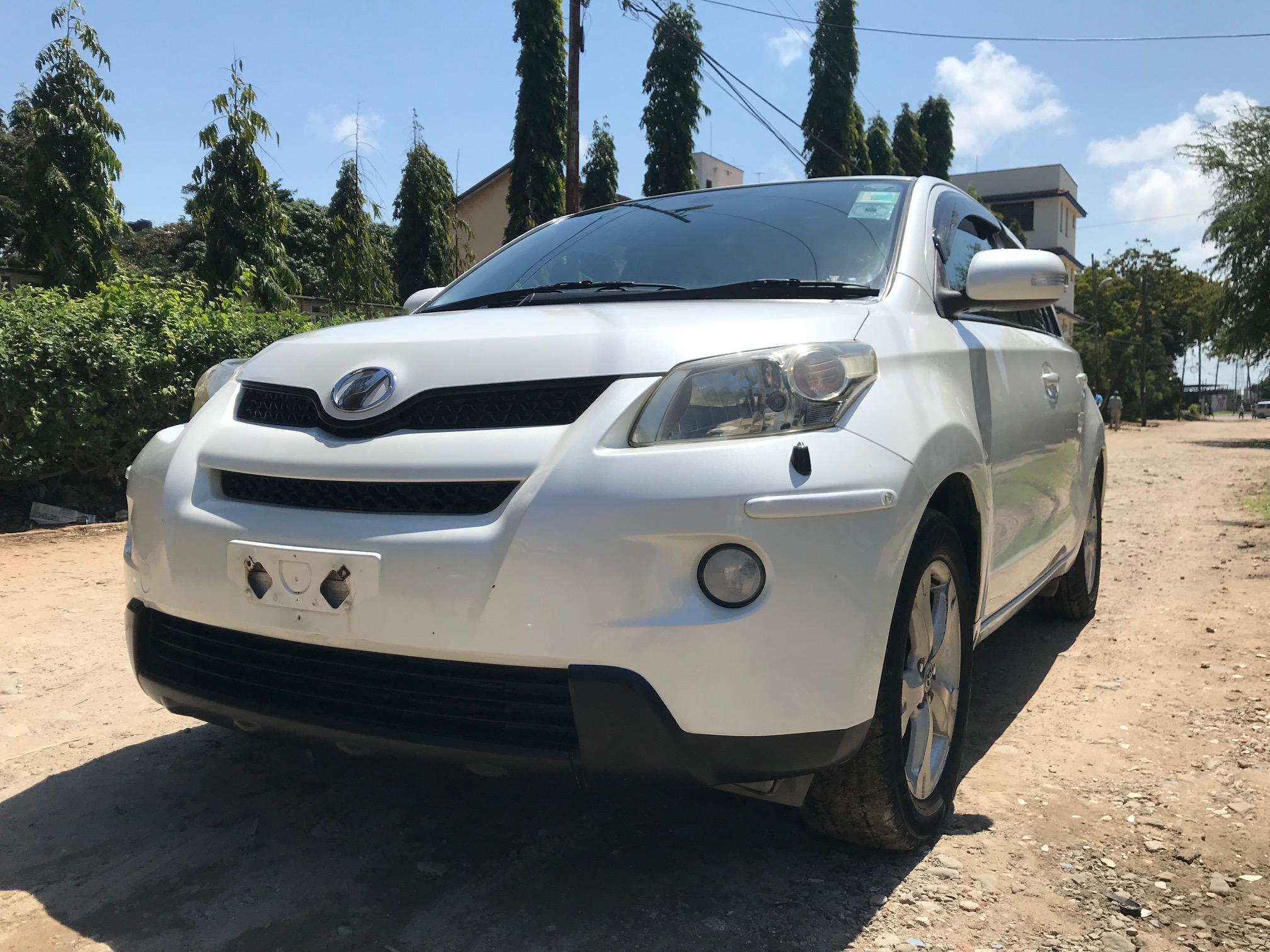 2013 Toyota IST 1.5 Litre Petrol Auto