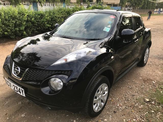 2012 Nissan Juke 1.5 Litre Petrol Auto **EX-JAPAN**