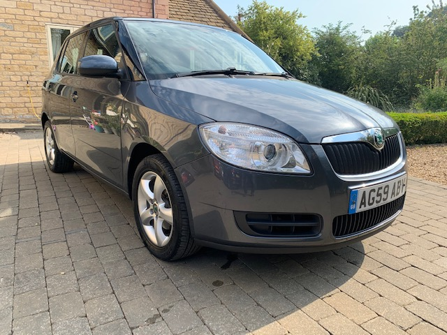 2010 Skoda Fabia 1.4 Petrol, Manual, 44,000 miles, 1 Owner from New, Full Service History, Immaculate condition, 1 Years MOT, 3 Months warranty