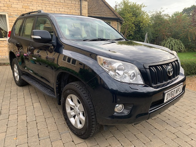 2010 Toyota Landcruiser LC3 3000cc Diesel Auto, 1 Previous Owner, Full Toyota Service History, Good condition Inside and out,